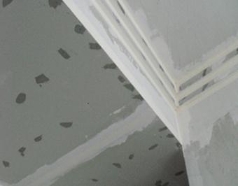 干壁钉做隔氧处理