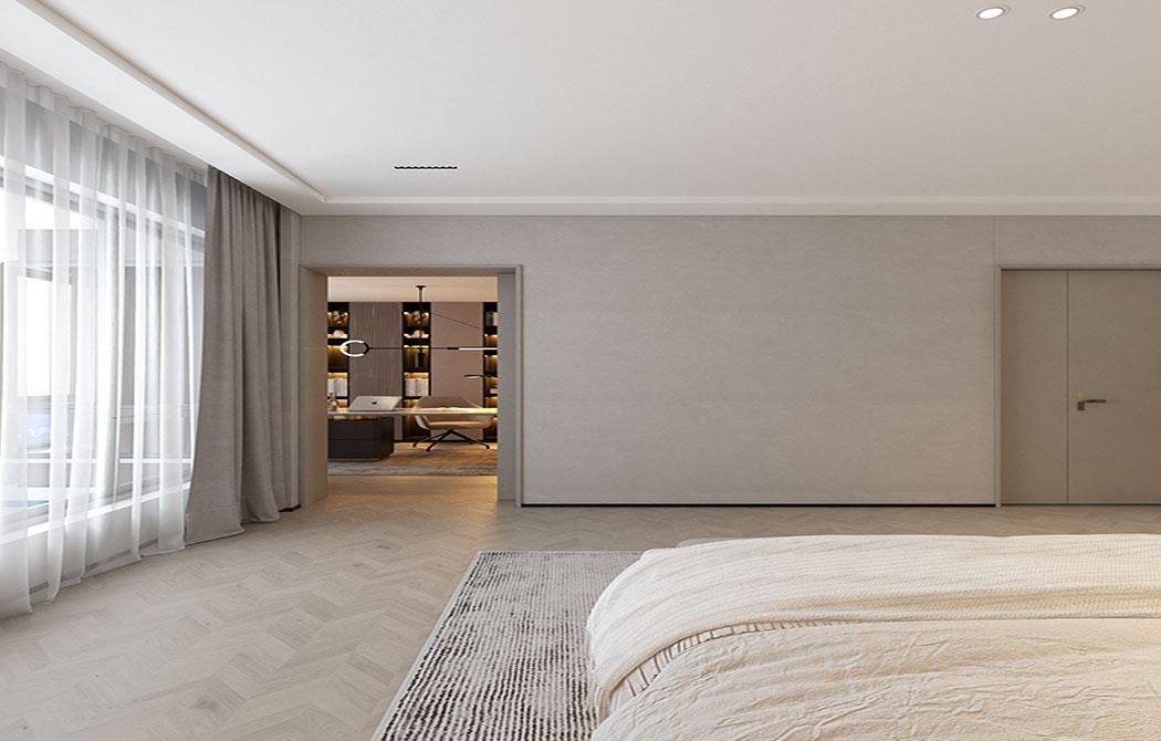 三楼卧室1